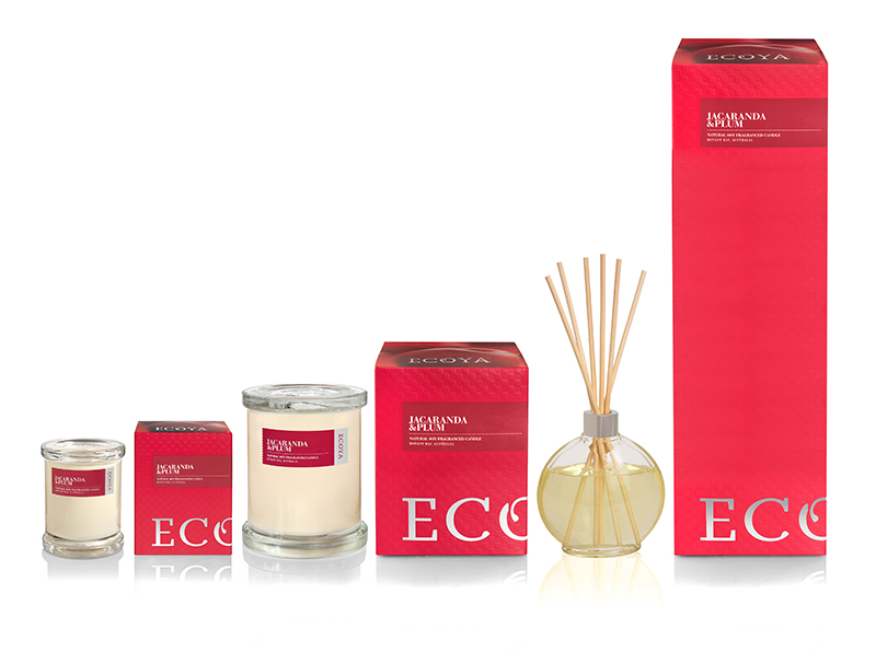 Botanicals by Ecoya: Mini Metro Candle $24.95; Metro Jar Candle $49.95; Reed Diffuser $69.95