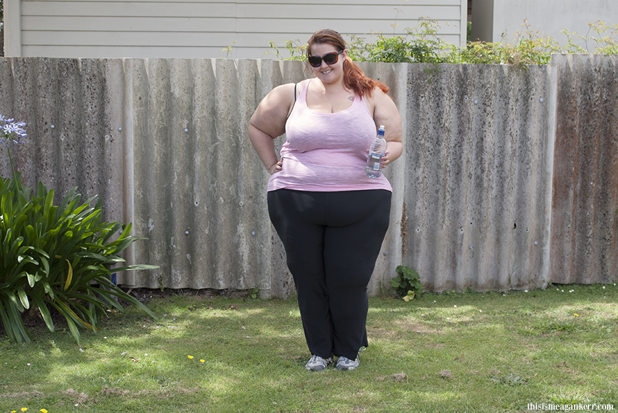 This is Meagan Kerr - Aussie Curves: Activewear