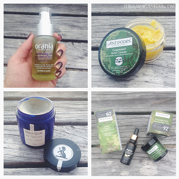 skincare ritual skin care cruelty free new zealand made nz review tailor mud mask masque antipodes joyous night serum replenish anti-ageing anti ageing avocado pear nourishing night cream cleansing butter cleanser cleansing oil cleanser makeup remover orania