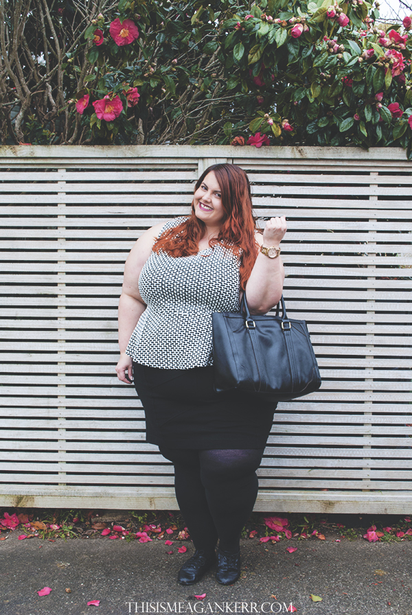 Knitting Jobs Nz : Plus size interview outfit