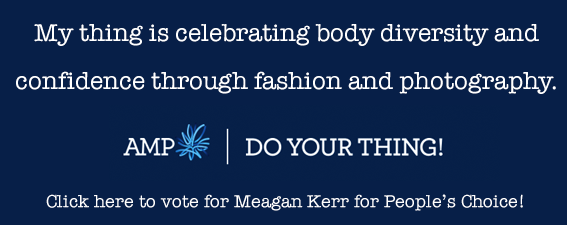Vote for Meagan Kerr - AMP People's Choice Scholarship