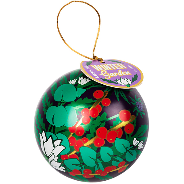 Lush Winter Rose Garden Christmas Gift