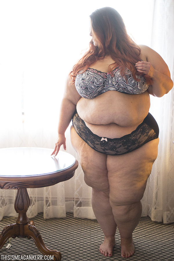 Plus size lingerie: Autograph - This is Meagan Kerr