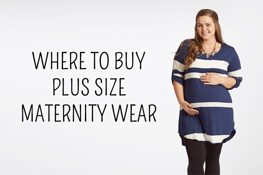 Where to buy plus size maternity wear - This is Meagan Kerr