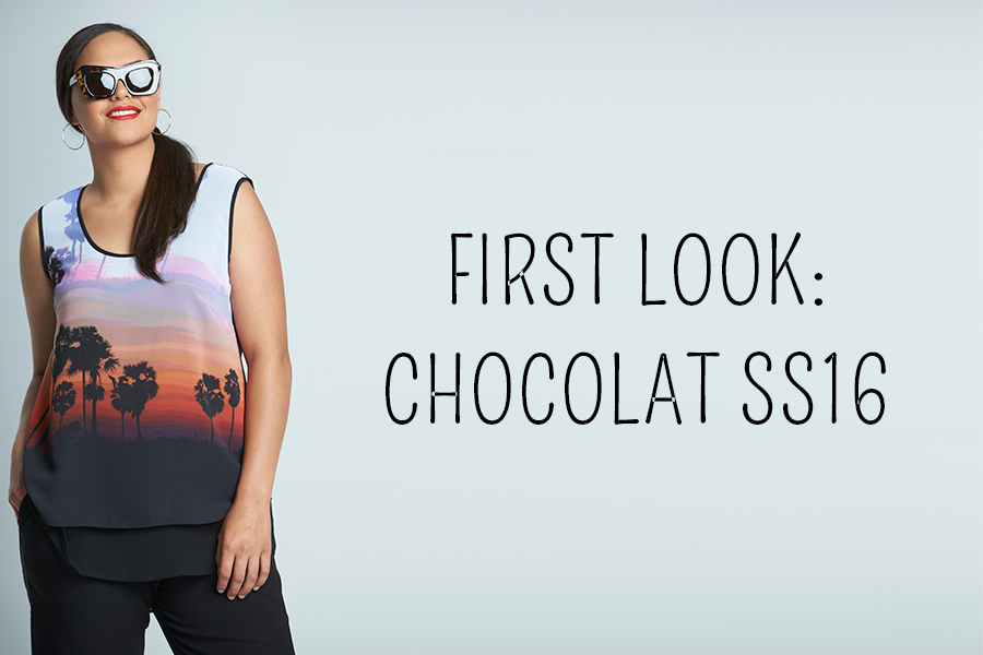 First Look: Chocolat NZ Plus Size Fashion SS16