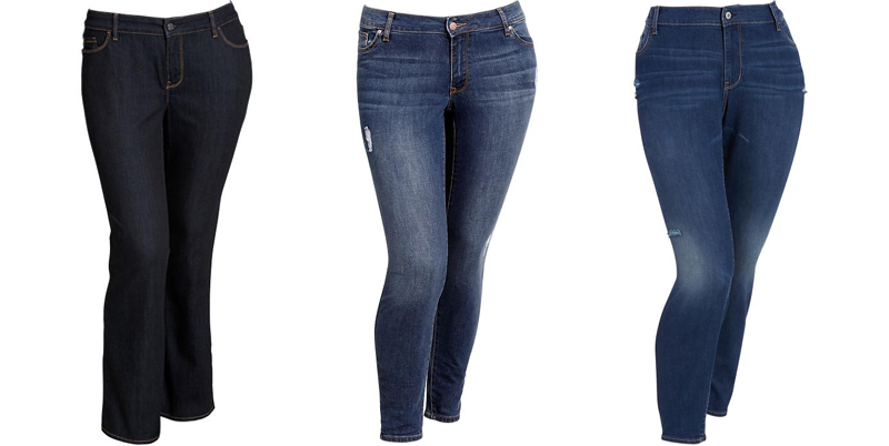 Where to buy plus size jeans - This is Meagan Kerr