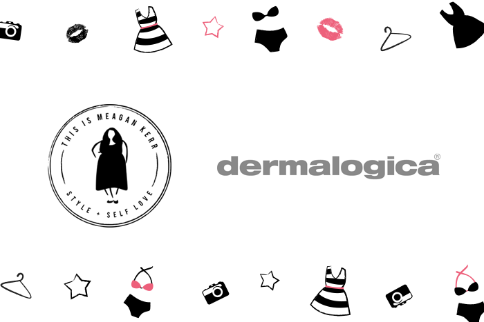 This is Meagan Kerr x dermalogica // 3rd birthday giveaway