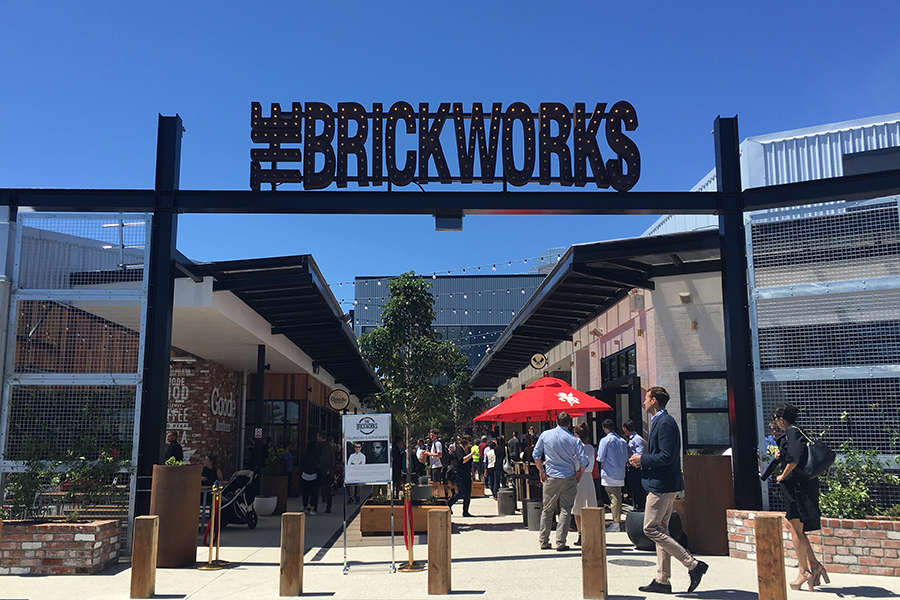 The Brickworks at LynnMall