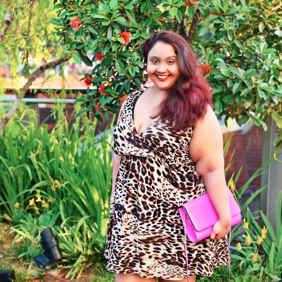 Plus Size Style Bloggers To Follow in 2016 // Aarti from Curves Become Her
