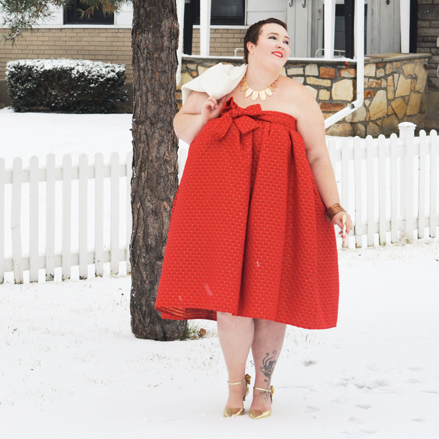 Plus Size Style Bloggers To Follow In 2016 Cynthia From Flight Of The Fat Girl Plus Size