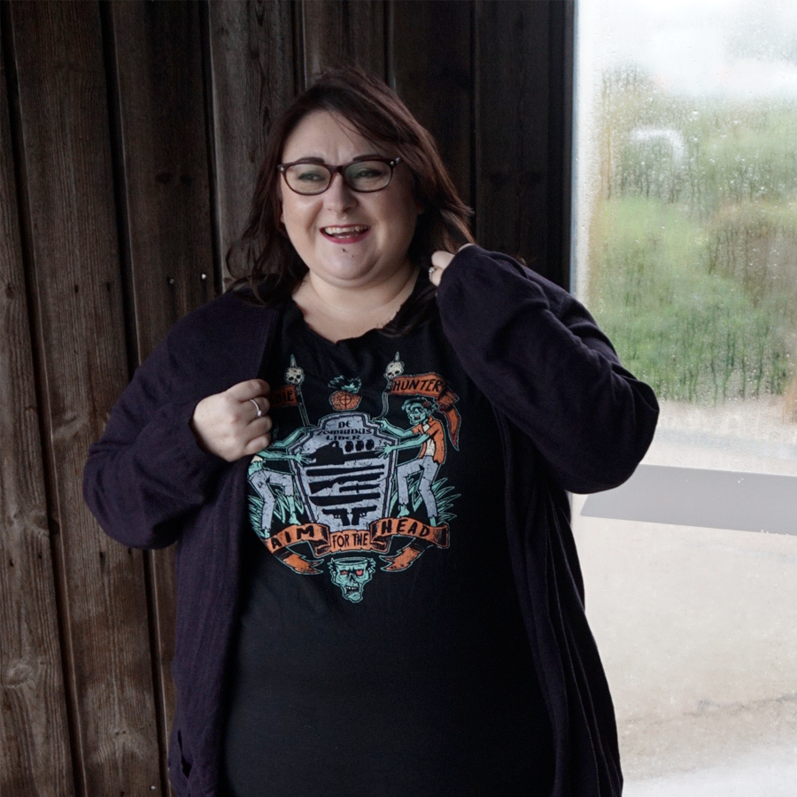 Plus Size Style Bloggers To Follow in 2016 // Leah from Just Me, Leah
