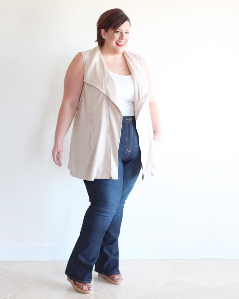 Plus Size Style Bloggers To Follow in 2016 // Jessica Kane from Life and Style of Jessica