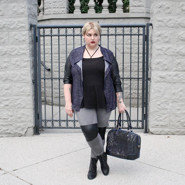 Plus Size Style Bloggers To Follow in 2016 // Margot Meanie