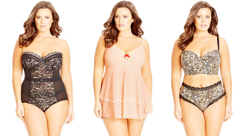 Where to buy plus size lingerie