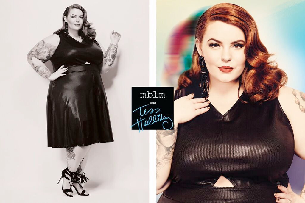 mblm x tess holliday for penningtons