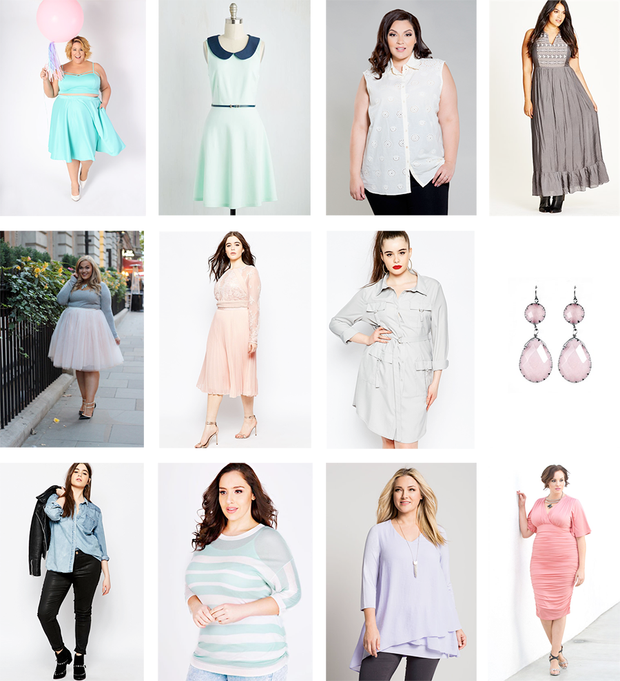 Sweet Like Candy Plus Size Clothing