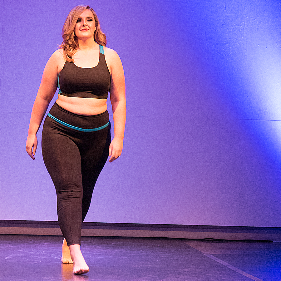 Melbourne Fashion Week Plus: Sonsee Woman Activewear