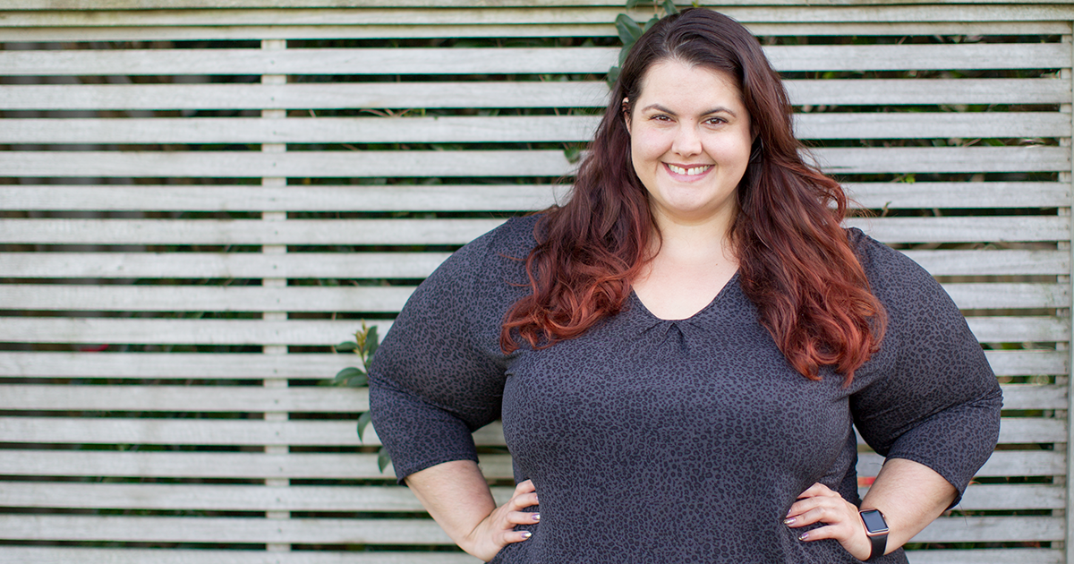 Melbourne plus size shopping haul: Emme from A+ Markets