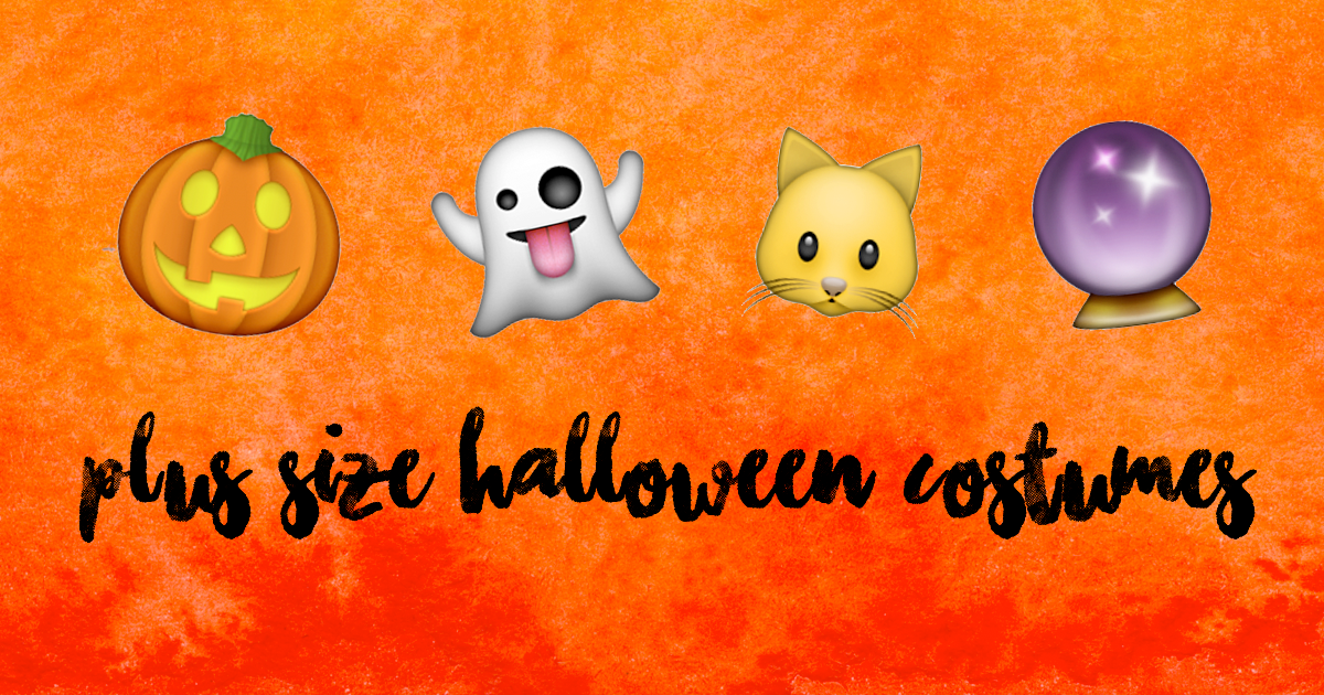 Plus size Halloween costume ideas