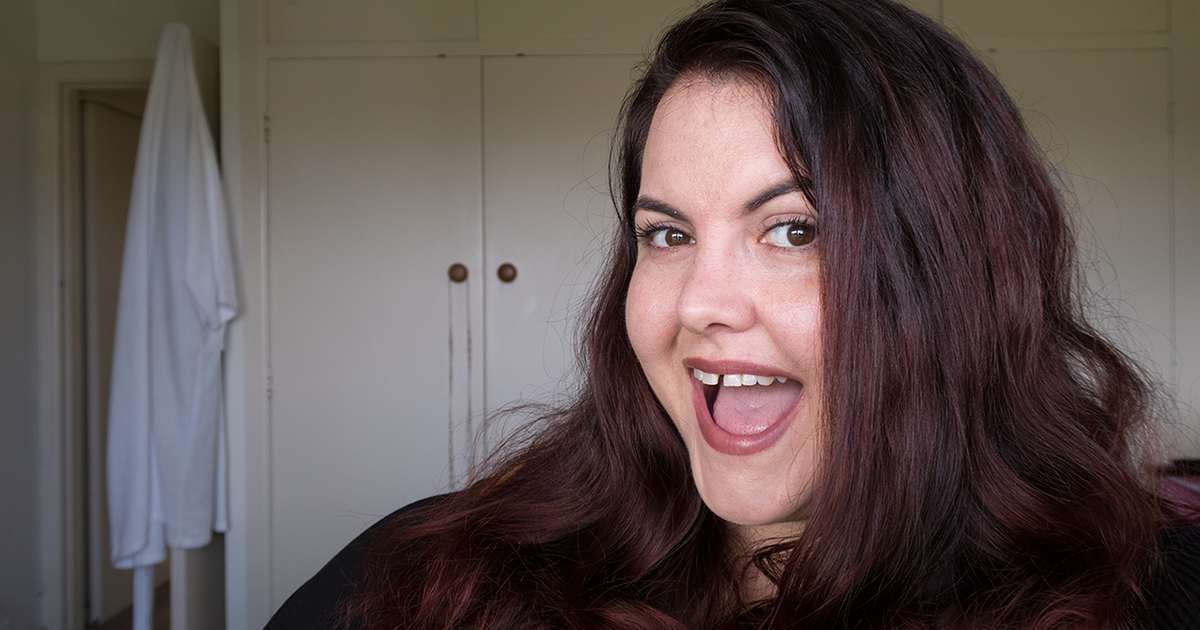 50 facts about New Zealand plus size fashion blogger Meagan Kerr
