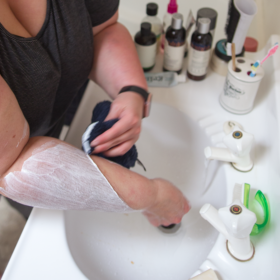 What kind of hair removal is best? Marzena hair removal lotion is fast and easy