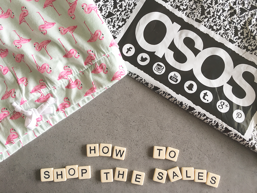 How to shop the sales, brought to you by Warehouse Money