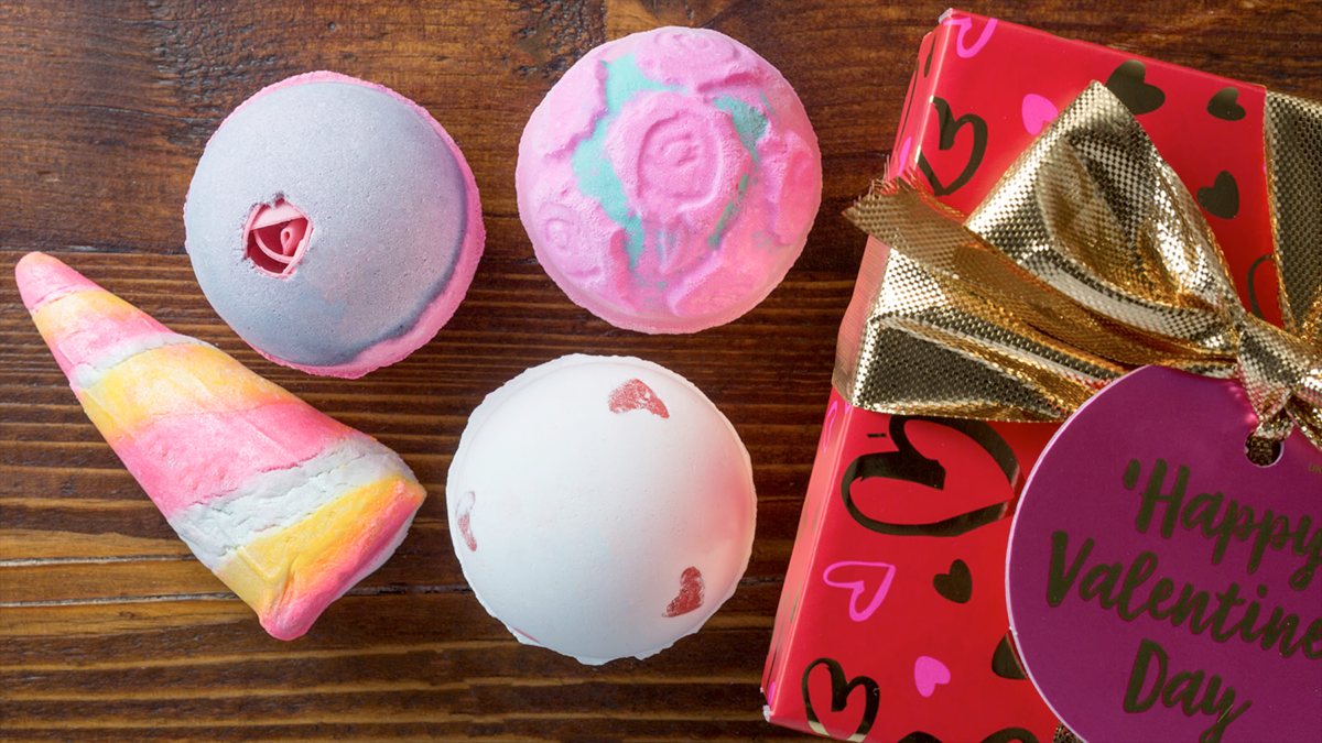 Lush Happy Valentine's Day Gift Giveaway