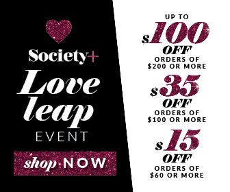 Society Plus Love Leap January 2017