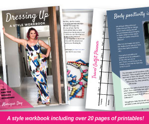 Dressing Up Style Workbook