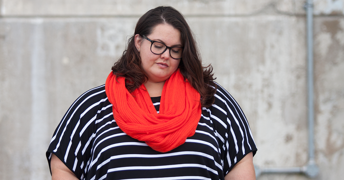 New Zealand blogger Meagan Kerr talks about being bullied as an adult