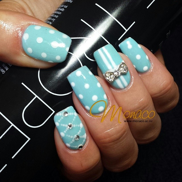 Quilted Nail Art This Is Meagan Kerr