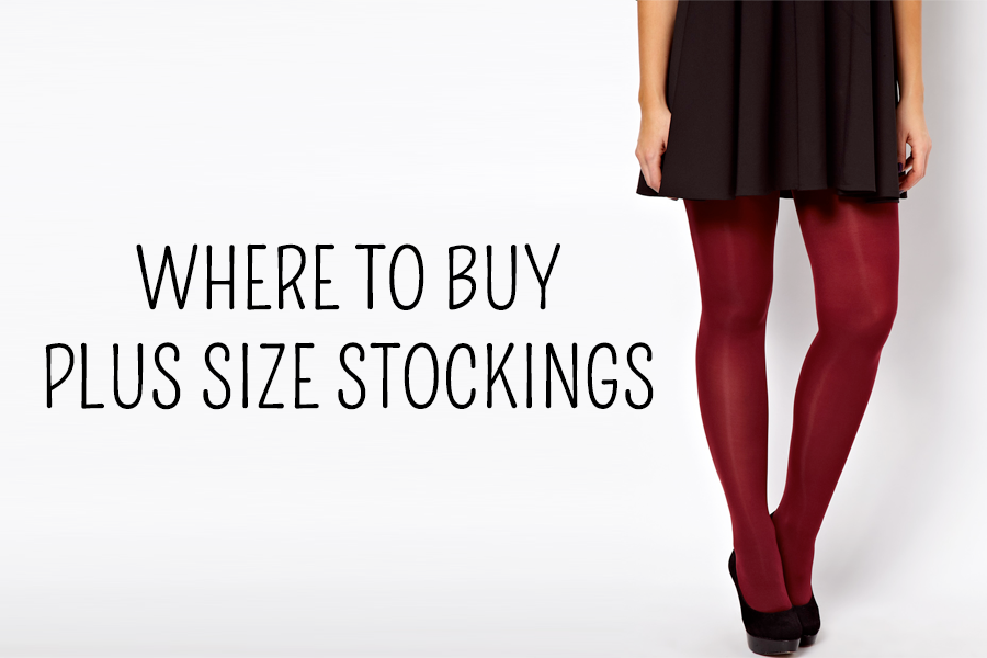 62ca166cd0a Plus size stockings - This is Meagan Kerr