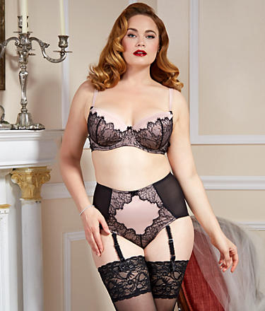 d7cfe3b939e Sexy Plus Size Lingerie - This is Meagan Kerr