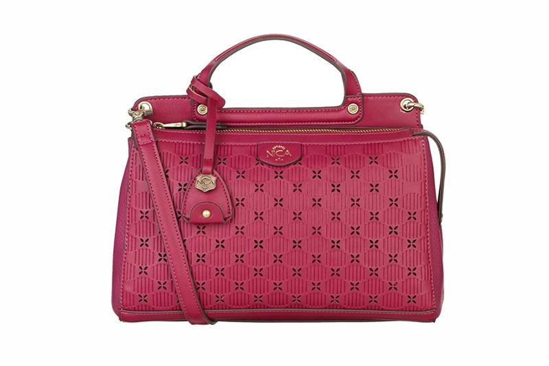 Farmers Nica Jenifer Grab Bag In Raspberry 99