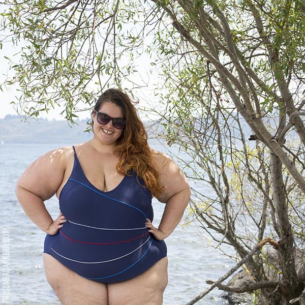 Deep Blue Lake - This is Meagan Kerr