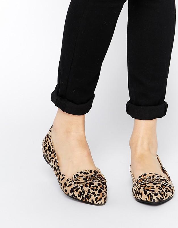Carvela Red Leopard Shoes