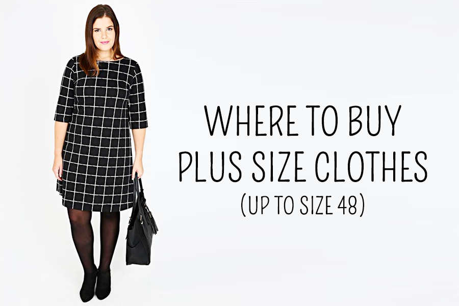 192c299517c Where to buy plus size 26+ clothes - This is Meagan Kerr