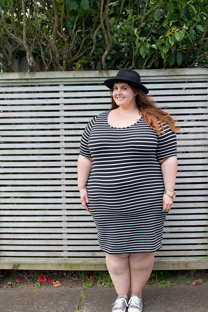 ef7e4e62625 Can plus size women wear bodycon dresses? New Zealand NZ Style Curvettes //  Meagan ...