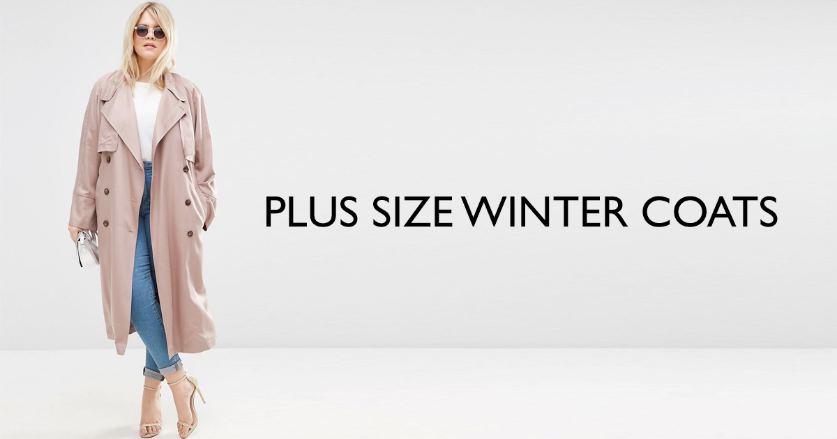 d520352fb66 Plus Size Winter Coats - This is Meagan Kerr