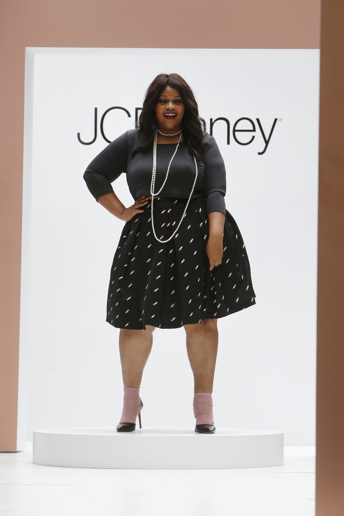 7dd9c9da8c0 Ashley Nell Tipton for Boutique+ by JCPenney - This is Meagan Kerr