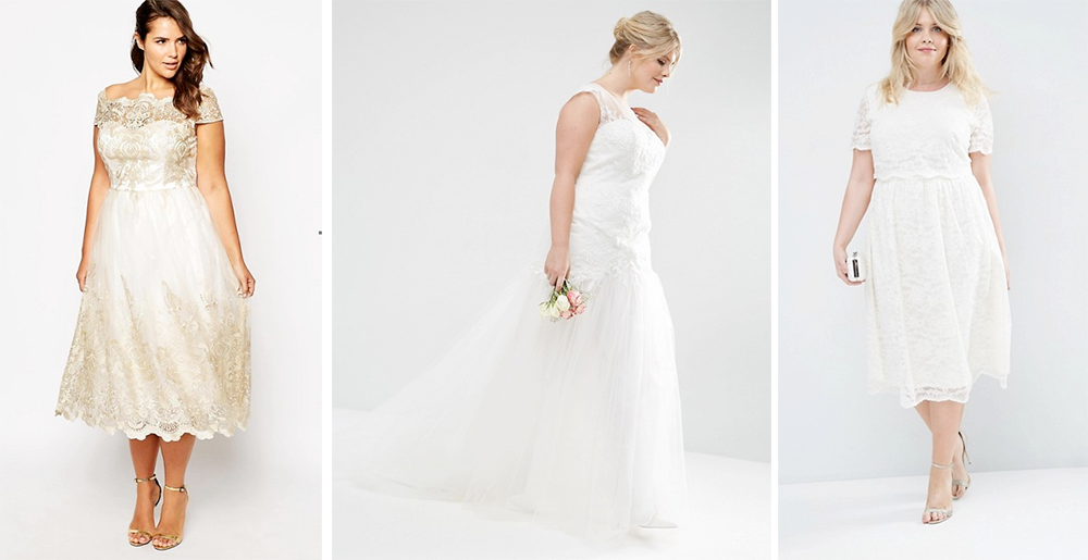 Where to buy plus size bridal gowns - This is Meagan Kerr