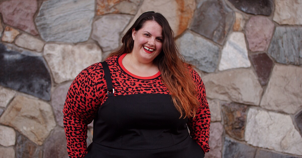 7220730b4ee The Great Plus Size Bargain Hunt - This is Meagan Kerr